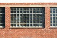 Rotte fabriek Royalty-vrije Stock Afbeelding