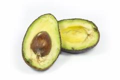Rotten avocado Royalty Free Stock Image