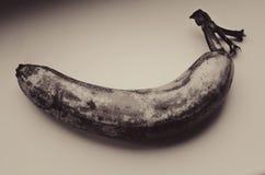 Rotten banana Stock Photos