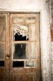 Rotten Door Stock Photography