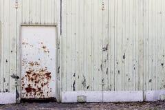 Rotten door Royalty Free Stock Image