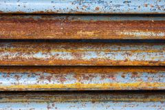 Rotten pipes Royalty Free Stock Images