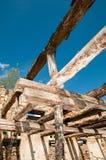 Rotten timbers stock photos