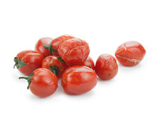 Rotten tomatoes Royalty Free Stock Images