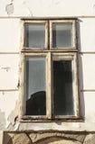 Rotten window Royalty Free Stock Photos