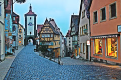 Rottenburg Royalty Free Stock Images