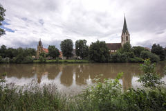 Rottenburg, Neckar, Niemcy zdjęcie royalty free