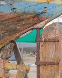 Rottende Rompachtersteven Stock Afbeelding
