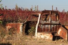 Rottende vrachtwagen Royalty-vrije Stock Fotografie