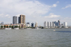 Rotterdam stock photo