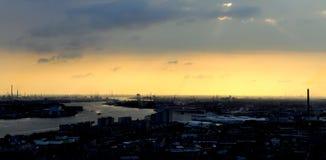 Rotterdam Photo libre de droits