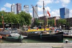 rotterdam Foto de Stock Royalty Free