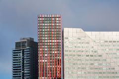Rotterdam-Architektur stockfoto