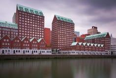 Rotterdam arkitektur Royaltyfria Bilder