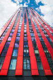ROTTERDAM - AUGUST 7: Modern residential tower on august 7, 2011 Stock Photo