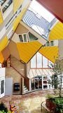 Cube Houses in Rotterdam Stock Photography