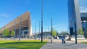 Rotterdam-centraal Immagini Stock Libere da Diritti