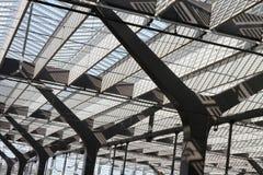 Rotterdam centrali stacja Fotografia Royalty Free