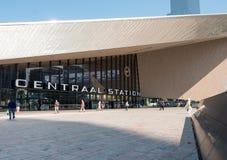 Rotterdam centrali stacja Zdjęcia Stock