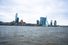 Rotterdam city Stock Images