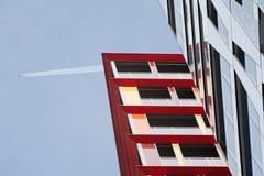 Rotterdam city Stock Photography