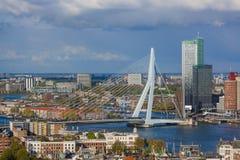 Rotterdam cityscape - Netherlands Stock Images