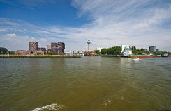Rotterdam Coastline Stock Photography