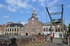 Rotterdam in den Niederlanden Lizenzfreies Stockfoto