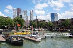 Rotterdam DSC00189 Stock Afbeelding