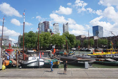 Rotterdam DSC00185 Fotografia Stock