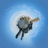 Rotterdam globe Stock Image