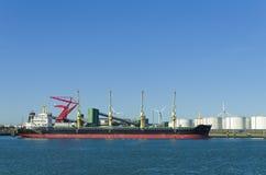 Rotterdam harbor Royalty Free Stock Photo