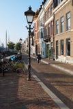 Rotterdam historic quarter Delfshaven Stock Image