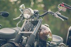 ROTTERDAM, holandie - WRZESIEŃ 2 2018: Motocykle są shini obraz royalty free