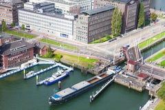 Rotterdam, Holland Royalty Free Stock Photos