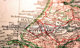 Rotterdam, Hollandes images stock