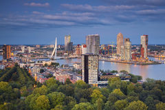 Rotterdam. Royalty Free Stock Image