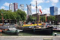 Rotterdam Royalty Free Stock Photo