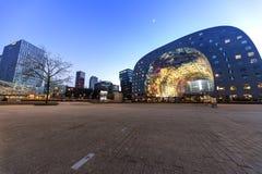 Rotterdam Market Hall building Stock Photography