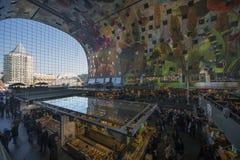Rotterdam Market Hall Royalty Free Stock Photo