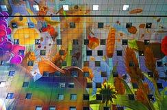 Rotterdam Market Hall Stock Image