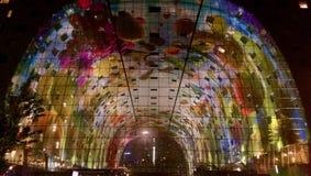 Rotterdam Markthal fotografía de archivo libre de regalías