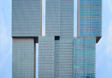 ROTTERDAM royalty free stock images