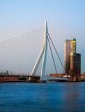 Rotterdam moderna Fotografia Stock Libera da Diritti