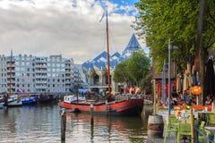 Rotterdam, Nederland Stock Foto