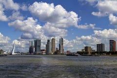 Rotterdam, Nederland stock afbeelding