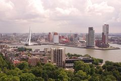 Rotterdam, the Netherlands Royalty Free Stock Image
