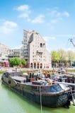 Rotterdam, Netherlands - May 10, 2015: the historical Stock Photo