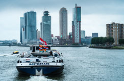 Rotterdam , the Netherlands Royalty Free Stock Photo