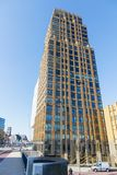 Rotterdam. New modern building in Rotterdam, Netherlands Royalty Free Stock Photos